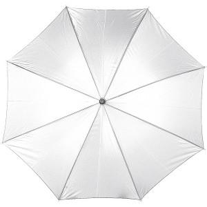 ACHILLE automatický dáždnik, biela