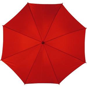 ACHILLE automatický dáždnik, červená