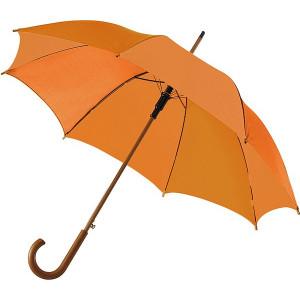 ACHILLE automatický dáždnik, oranžová
