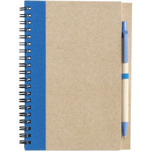 ADMINA poznačkyblok, guličkové pero, modrá