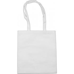 ALBÍNA nákupná taška, biela