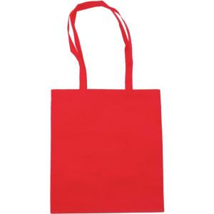 ALBÍNA nákupná taška, červená