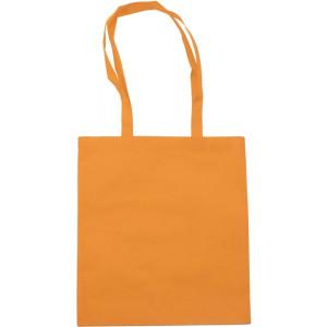 ALBÍNA nákupná taška, oranžová
