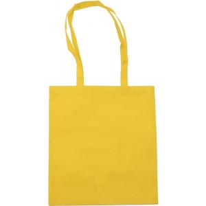 ALBÍNA nákupná taška, žltá
