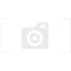 ALCOR plastový stolový.hodiny / skladací fotorámik čierna