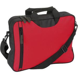 ASORTA taška na dokumenty, červená