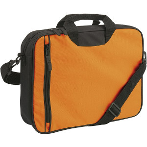 ASORTA taška na dokumenty, oranžová