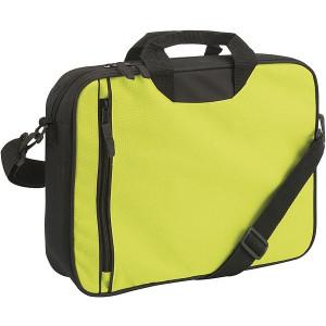 ASORTA taška na dokumenty, svetlo zelená