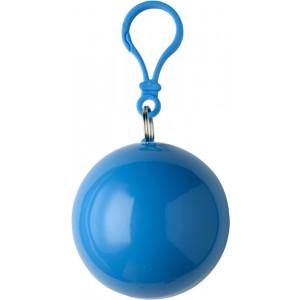 BALERÍNA pršiplášť v plastovom balóniku, modrá