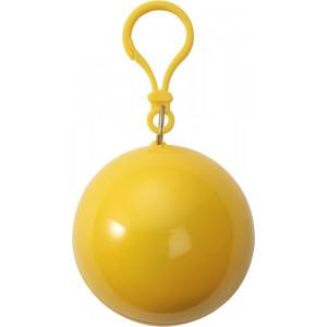 BALERÍNA pršiplášť v plastovom balóniku, žltá