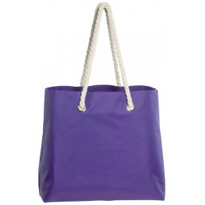 BEACH plážová taška, fialová