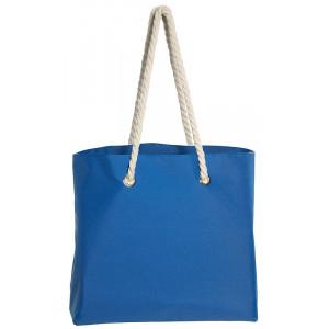 BEACH plážová taška, modrá