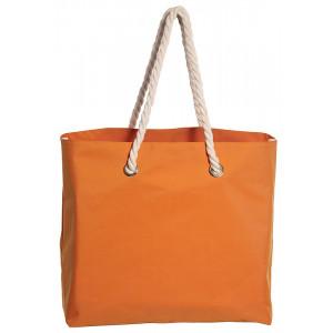 BEACH plážová taška, oranžová
