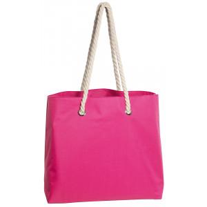 BEACH plážová taška, ružová