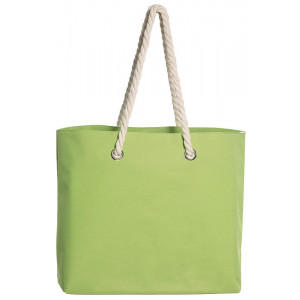 BEACH plážová taška, zelená