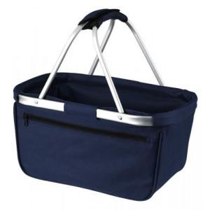 BERNARD nákupný košík, tmavo modrá