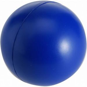 BUBIK antistresová loptička, PU penový materiál, modrá