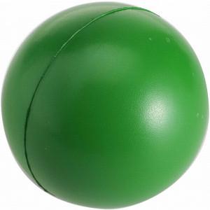 BUBIK antistresová loptička, PU penový materiál, zelená