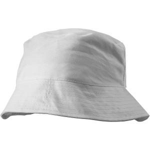 CAPRIO bavlnený klobúk, biela
