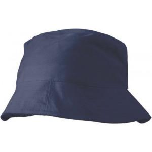 CAPRIO bavlnený klobúk, tmavo modrá