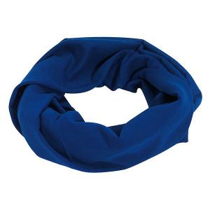 CEMILE multifunkčná šatka, modrá
