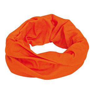CEMILE multifunkčná šatka, oranžová