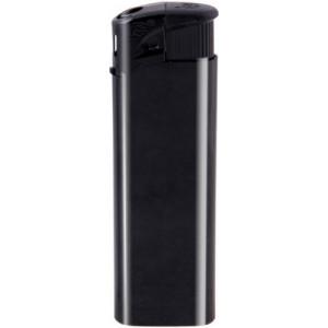 DALE plastový piezoelektrický zapaľovač, čierna