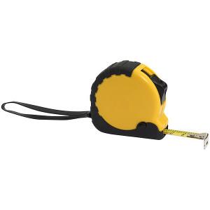DORNO zvinovací meter 3 m, žltá/čierna
