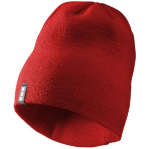 DUJEK zimná čiapka značkyElevate, červená