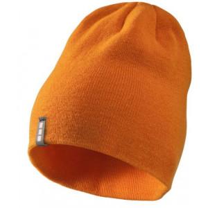 DUJEK zimná čiapka značkyElevate, oranžová