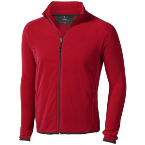 ELEVATE BROSSARD MICRO FLEECE JACKET červená M