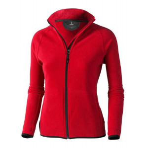 ELEVATE BROSSARD MICRO FLEECE LADIES JACKET červená S