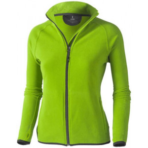 ELEVATE BROSSARD MICRO FLEECE LADIES JACKET svetlo zelená M
