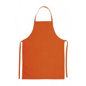 FARPY bavlnená zástera, oranžová