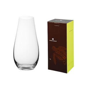 FIJI sklenená váza značkyBohemia Crystal v krabici Vanilla Season