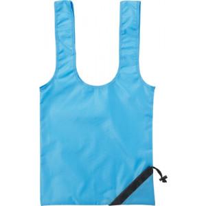 GANDA skladacia nákupná taška, modrá