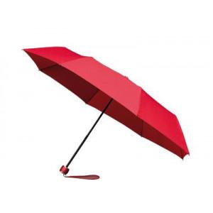 GRANADOS skladací dáždnik v puzdre, červená