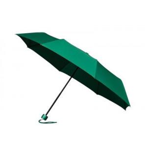 GRANADOS skladací dáždnik v puzdre, tmavo zelená
