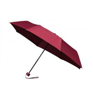 GRANADOS skladací dáždnik v puzdre, vínová