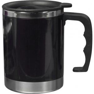 KANTON termohrnček, 400 ml, čierna
