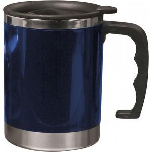 KANTON termohrnček, 400 ml, modrá