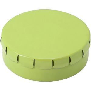 KAPSIK krabička s cukríkami, svetlo zelená