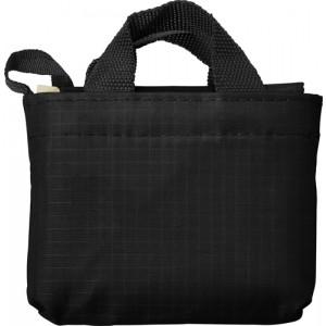 KAWANA skladacia nákupná taška, čierna