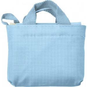 KAWANA skladacia nákupná taška, svetlo modrá