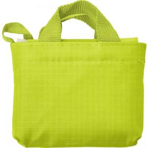 KAWANA skladacia nákupná taška, svetlo zelená