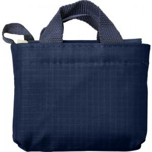 KAWANA skladacia nákupná taška, tmavo modrá
