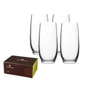 KIRIBATI poháre značkyBohemia Crystal v krabici Vanilla Season