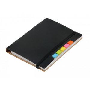 KORDON zápisník s guličkové perom (čierna n.), čierna