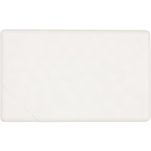 KREDITKA cukríky v krabičke, tvar kreditnej karty, biela
