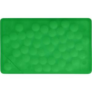 KREDITKA cukríky v krabičke, tvar kreditnej karty, zelená